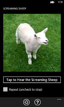 Screaming Sheep Screenshot 2